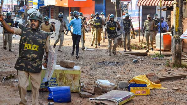 Mangaluru firing: North Kerala districts put on high alert