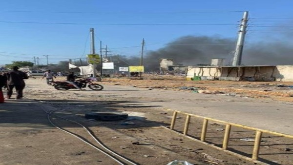 Somalia: Car bomb leaves over 20 dead in Mogadishu