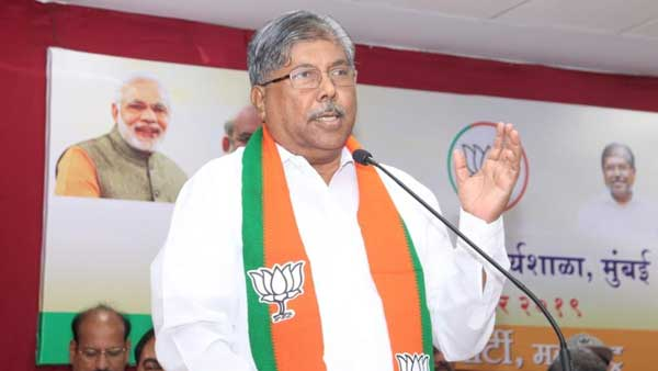 Blood and Hindutva of BJP-Sena common, hoping for reunion: Chandrakant Patil