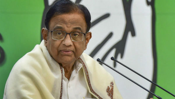 We are happy Sena did not vote in favour of Citizenship Bill: Chidambaram