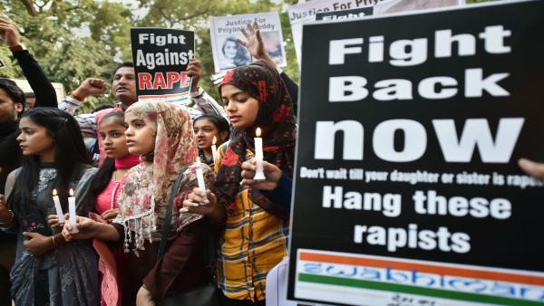 Telangana vet's rape and murder case to be tried in fast-track court: Chandrashekar Rao