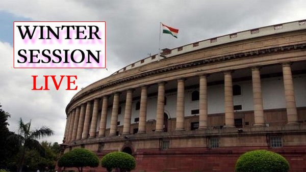 Winter Session LIVE: Citizenship Amendment Bill to be tabled in Rajya Sabha today