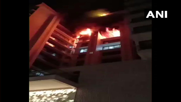 Mumbai: Fire in Labh Shrivalli building is under control, no casualties reported