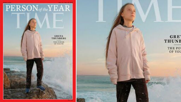 Snarky Trump tells Greta Thunberg to chill and see movies
