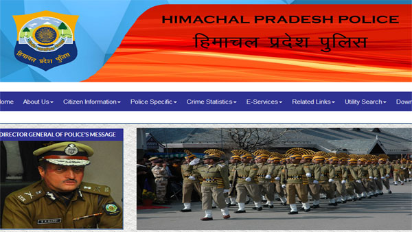 Himachal Pradesh Constable Recruitment Exam 2019 date and time
