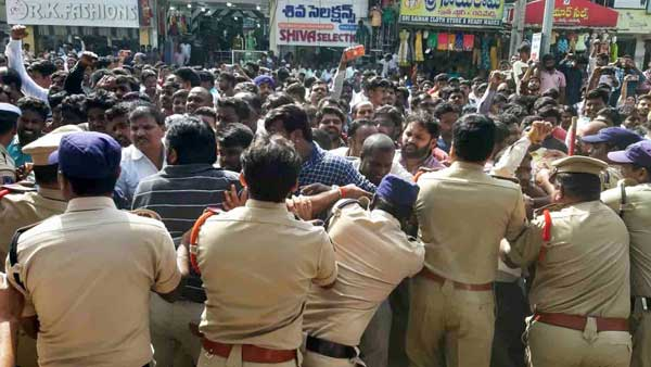 Telangana doctor rape-murder case: Police plan to seek custody of 4 accused
