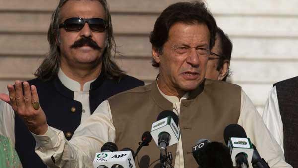 It is part of RSSHindu Rashtra' design, Pak PM Imran Khan slams Citizenship Bill