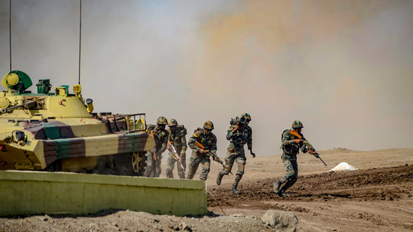 Indian Army adds fire-power to hit Pakistan with precision