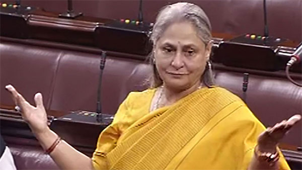 Samajwadi Party MP Jaya Bachchan