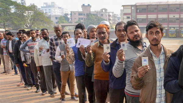 Jharkhand elections: Marginal increase in number of candidates with criminal background
