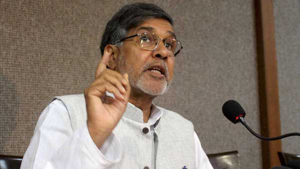 Nobel laureate Kailash Satyarthi says, deeply pained by treatment meted out to Jamia students