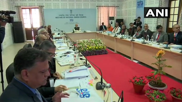 PM Modi chairs first meeting before reviewing Namami Gange project