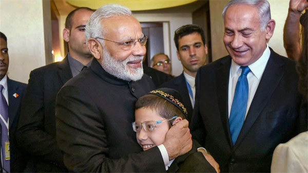 Orphaned in Mumbai in 2008, Moshe Holtzberg touched by 'heartwarming' message from PM Modi