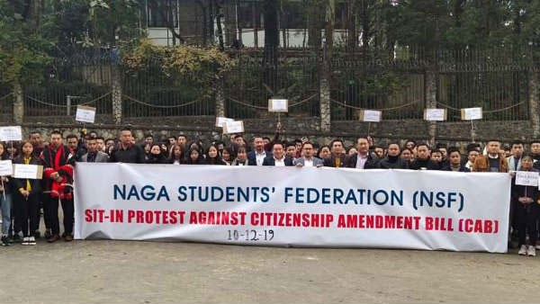 6 hour bandh in Nagaland to protest over amended Citizenship Act
