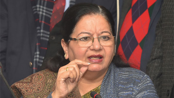 Don't get misled by rumours: Jamia Millia University VC Najma Akhtar to students