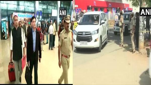 NHRC team in Hyderabad to probe Telangana encounter