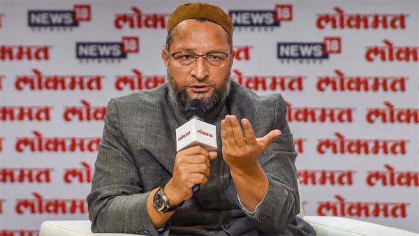 JNU violence: AIMIM chief Owaisi condemns registration of FIR against Aishe Ghosh