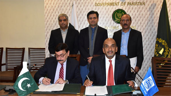 Pak-World Bank signs for financing Khyber Pass Economic Corridor project