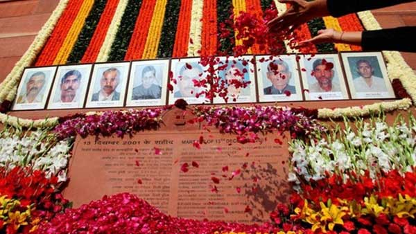 2001 Parliament attack: President Kovind, leaders pay tribute to victims
