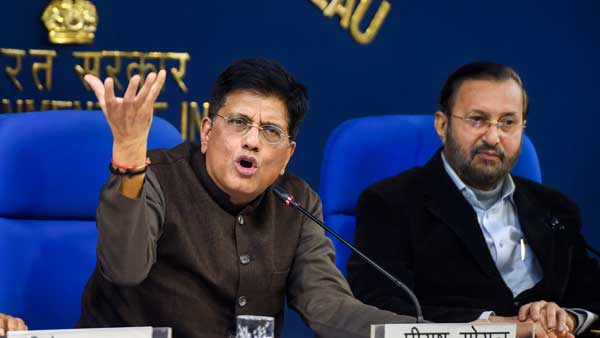 Railway services merger: Piyush Goyal, V K Yadav eases fear of officers over seniority