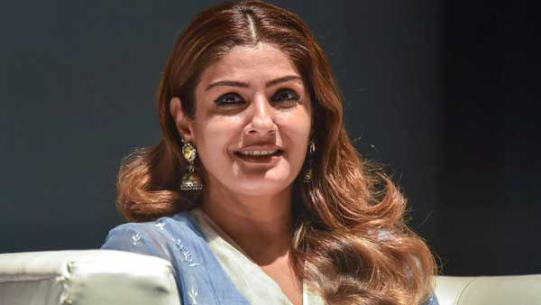 Case of hurting sentiments' filed against Raveena Tandon in Beed for 'trivialising Hallelujah'