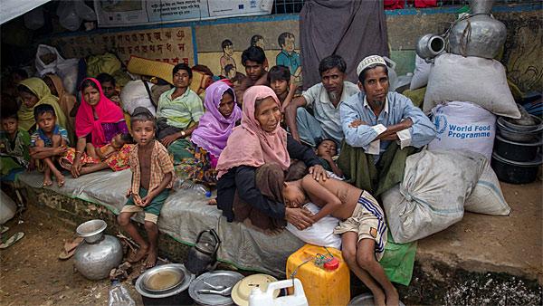 COVID-19: Rohingya camps in Bangladesh put under complete lockdown