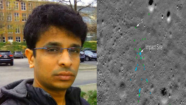 'Only NASA responded': Chennai techie who spotted Vikram debris