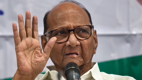 NCP chief Sharad Pawar demands Centre to form trust to build mosque in Ayodhya