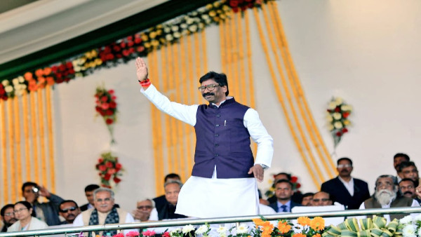 J'khand CM Hemant Soren Cabinet's decision to drop all cases against tribals in Pathagadi movement