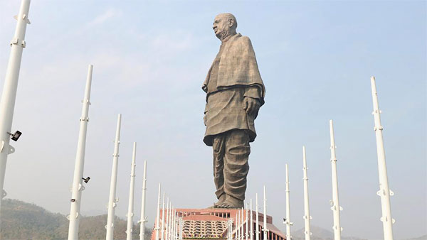 Coronavirus: Ad placed to sell Gujarats Statue of Unity, case filed