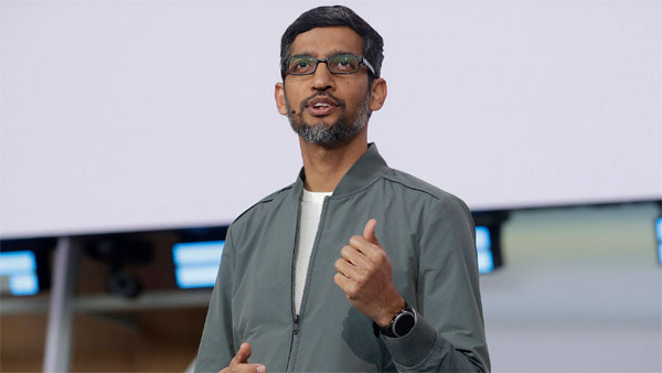 UP cops file case against Google's Sundar Pichai, then drops his name