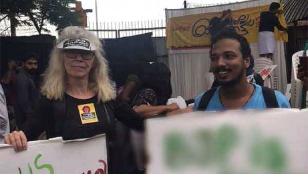 Norwegian tourist questioned in Kochi questioned for taking part in CAB protests