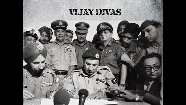 Vijay Diwas, 16 December: Celebrating the 1971 war victory when Pakistan surrendered to India
