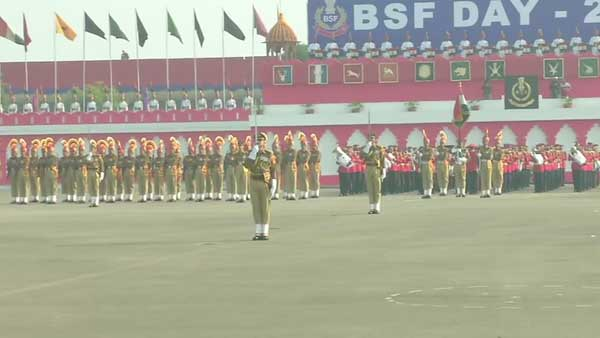 BSF has been diligently protecting our borders: PM Narendra Modi