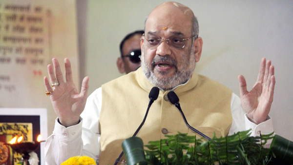 No link between NRC and National Population Register: Amit Shah