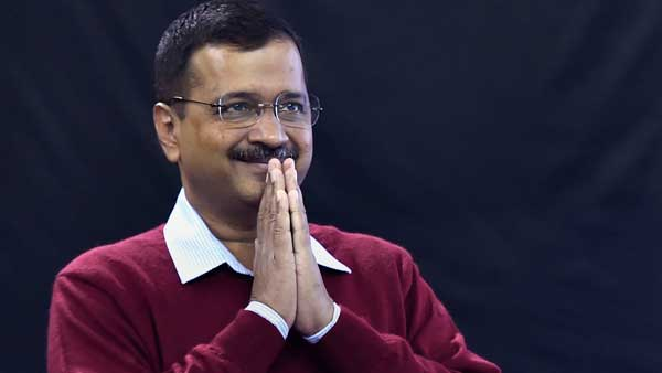 Acche Beete Paanch Saal-Lage Raho Kejriwal: AAP launches 2020 poll campaign slogan