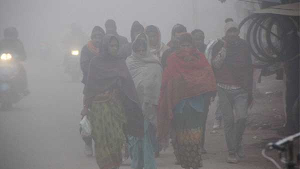 Dense fog leads to poor visibility in Delhi; 4 flights delayed, 1 cancelled