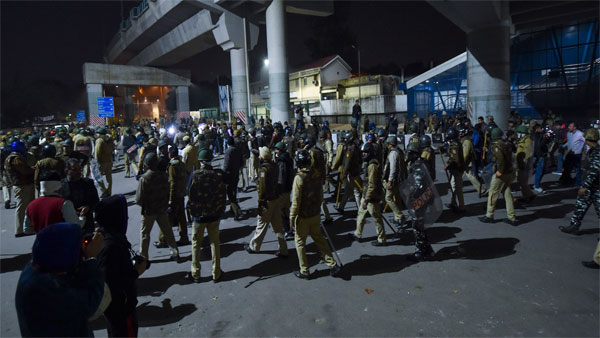 Citizenship Act protests: Two FIRs filed by Delhi Police near Jamia Nagar