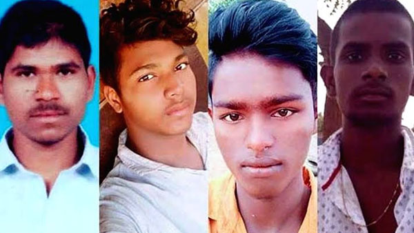 All four accused killed in the encounter by Telangana police