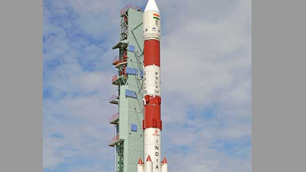 Countdown begins for launch of communication satellite CMS-01 on-board PSLV-C50