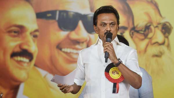 DMK promises Rs 1,000 cash aid for women family heads in Tamil Nadu if voted to power