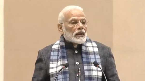 <strong>Creation of CDS will help India face challenges of modern warfare: PM Modi</strong>