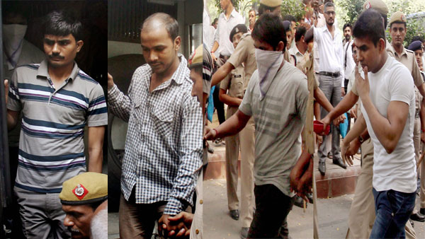 Awaiting the noose, Nirbhaya's killers go into depression