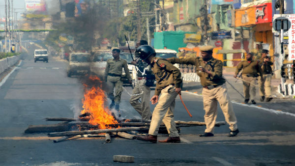 CAB protests: Guwahati police commissioner removed