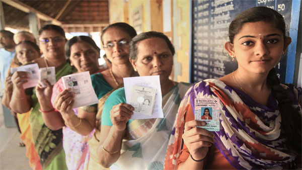 Assam elections 2021: COVID-19 safety protocols maintained in polling stations; Voters happy