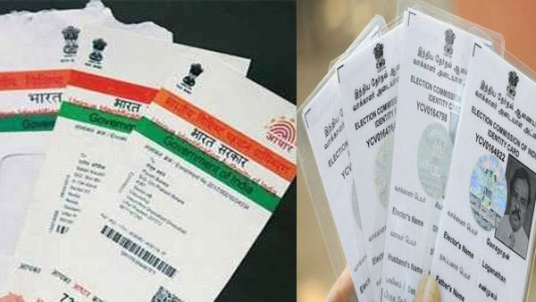 Nod for Aadhaar Card linking with Voter ID: All you need to know
