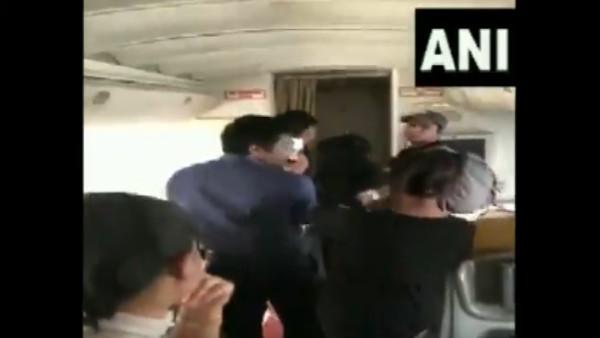 Passengers allegedly manhandle Air India cabin crew on Delhi-Mumbai flight