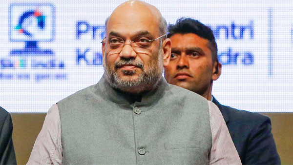 Amit Shah attacks Congress, terms those against CAA 'anti-dalits'