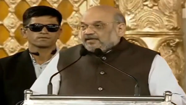 Modi flag bearer of Indian culture, tradition: HM Amit Shah in Karnataka