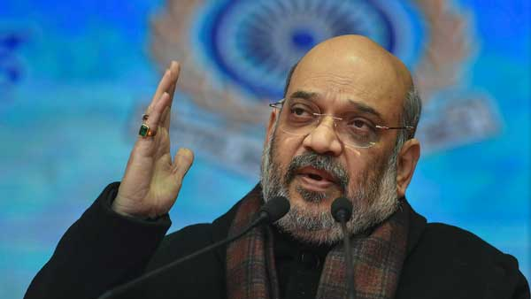 No one in govt called ex-JK CMs anti-national, decision on their release by UT admin: Amit Shah